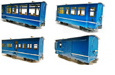 PLine DHR Coaches Darjeeling blue