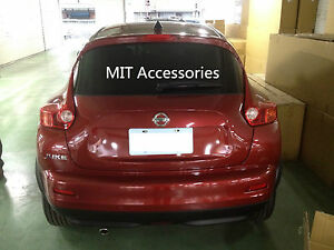 MIT Shark fin antenna cover radio for Nissan JUKE 2011-up color Painted