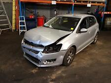 VOLKSWAGEN POLO TRANS/GEARBOX AUTOMATIC, PETROL, 1.2, TURBO, 6R, 05/10-07/14