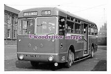 pu1151 - Lancashire United Bus no 531 , reg no TTD 300 to Billinge - photograph