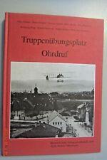 Truppenübungsplatz Ohrdruf /Chronik