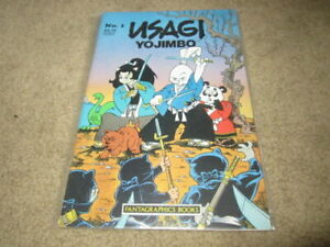 Usagi Yojimbo and Critters comics YOU CHOOSE Dark Horse Fantagraphics Mirage