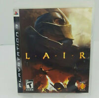 Lair (Sony PlayStation 3, 2007) Complete