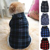 Haustier Hund Jumper Sweater Winter Kleidung Welpen Katze Pullover Weste Mantel