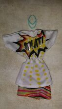 Monster High Wydowna Spider I Love Fashion Outfit Clothes Lot Weberella 4 OOAK