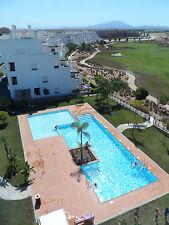 nightly rental in 2 bed apartment Condado de Alhama resort Spain front line golf