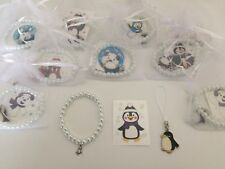 Penguin Pre Filled Gift Bag, Filler, Party,  Snow, Christmas, Winter Animal Club