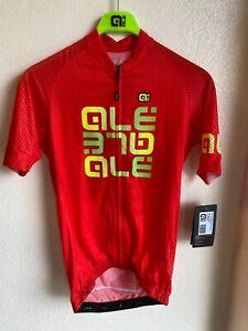 Alé Cycling Solid Mirror Short Sleeve Jersey - Men's Medium