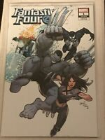 FANTASTIC FOUR #1 GREG LAND VARIANT COVER NEW 348 HOMAGE X-23 ghost rider hulk
