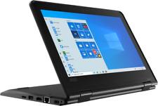 Lenovo ThinkPad Yoga 11e 11.6 inch (128GB, Intel Celeron N, 1.83GHz, 4GB) Laptop - Black - VMC00156