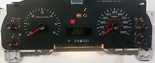 2005 2006 2007 F250 F350 F450 F550 Instrument INSTRUMENT CLUSTER REPAIR