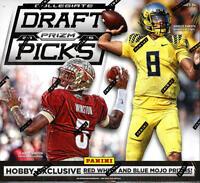 2015 Panini Prizm Collegiate Draft Picks Football - Pick A Player