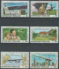 Timbres Avions Concorde Togo 895/6 PA314/7 ** lot 14422