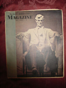 The Courier Journal and Times MAGAZINE February 12 1967 Louisville Kentucky