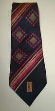 Yves Saint Laurent Paris Men's 100% silk tie Width 11.5 cm Length 142 cm