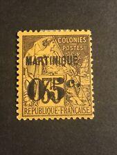 Martinique 1888/91 Timbres Des Colonies Surchargé N° 13 Neuf  *