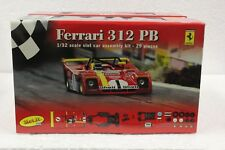 SLOT IT SIKF02 FERRARI 312 PB NEW IN DISPLAY 1/32 SLOT CAR COMPLETE KIT