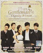 Korean Drama DVD: A Gentleman's Dignity_Jang Dong-gun_Good Eng Sub_FREE Shipping