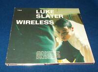 LUKE SLATER WIRLESS CD DIGIPAK VGC