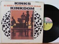 "The Kinks LP ""Kinkdom"" ~ Reprise R 6184 ~ Orig Tri-Color Mono ~ CLEAN"