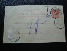 FRANCE - carte entier 1920 (cy80) french
