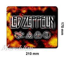 Led Zeppelin - Alfombra de raton, Alfombrilla, Mouse pad, Mat