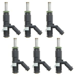 Set of 6 VDO Fuel Injectors for Mercedes A209 C209 R171 S211 W164 W203 W211 W251