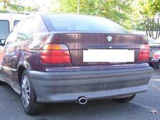 Auspuffblende Endrohr Edelstahl 3er BMW E36 316i Compact