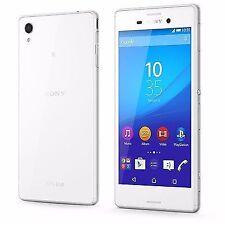 SONY Xperia M5 E5663 Dual SIM 16GB LTE White Unlocked Smartphone