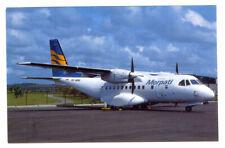 MERPATI Nusanatara Airlines CN-235  Postcard