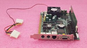 ADLINK NUPRO-595 REV.B1 P1 233 MMX  Single Board Computer