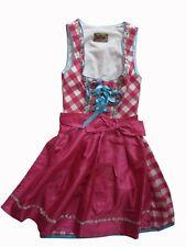 Stockerpoint Dirndl Joy pink 32 34 36 38 40 Tracht Wiesn kurz Mini rosa Karo