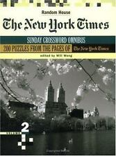 New York Times Sunday Crossword Omnibus Vol. 2 (2004, Paperback, Large Type)