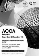 ACCA Advanced Financial Management: Practice and Revisi... by BPP Learning Media