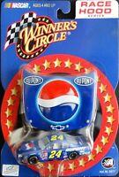 Jeff Gordon #24 Pepsi ~ DuPont 1/64 WC/Action 2000 Monte Carlo w/Hood Magnet