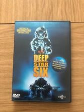 Deep Star Six Starke Monster-Action