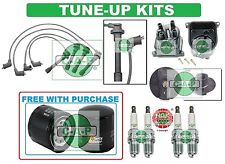 TUNE UP KITS for 92-95 CIVIC Del Sol; SPARK PLUGS, FILTERS WIRE SET; CAP & ROTOR