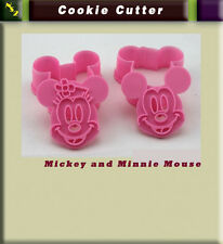 Character Cookie Fondant Cake Sugarcraft Chocolate Decorating Plunger Cutter 04