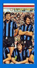 CALCIATORI 1974-75 Panini - Figurina-Sticker n. 153 - INTER SQUADRA 3/8 -New