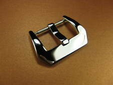 NEW 22mm PRE-V 316L Stainless POLISH Spring Bar Buckle made for PANERAI 22