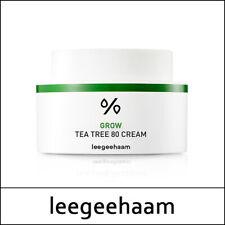 "[leegeehaam] Lgh Grow Tea Tree 80 Cream 50g / Exp 2020.12 / Korea Cosmetic Ul2ë""·"