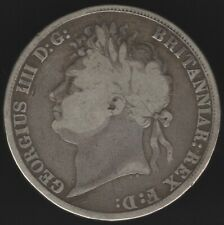 More details for 1822 george iiii tertio silver crown | british coins | pennies2pounds