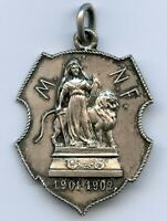 "65 gr Finland Kallio bronze art medal /""Reader/'s Digest 1945-1955/"" 56 mm"