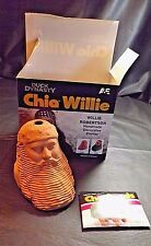 WILLIE ROBERTSON - DUCK DYNASTY - TERRACOTTA CHIA PLANTER WITH SEEDS AND BOX