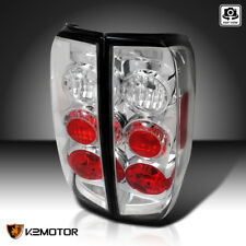 For 05-14 Nissan Frontier 09-12 Suzuki Equator Rear Brake Lamps Tail Lights Pair
