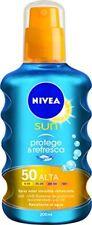 Nivea Sun Latte Solare Rinfrescante Protect and Refresh Spray Spf50 200ml