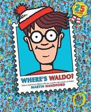 Where's Waldo? by Martin Handford (2012, Hardcover, Anniversary, Deluxe)