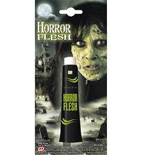 Trucco Pelle Zombie , Make Up Verde Halloween  *12069 Lattice