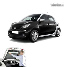 Smart Forfour Typ W453, 5-door, 2014- CAR SUN SHADE BLIND SCREEN tint tuning kit