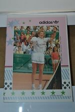 Années 1980 Adidas Ambar Exercise Book STEFFI GRAF Tennis Legend